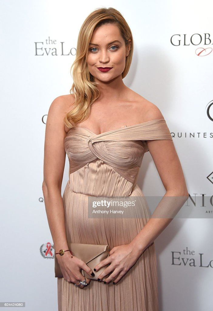 Laura Whitmore attends the Global Gift Gala London on November 19, 2016 in London, United Kingdom.