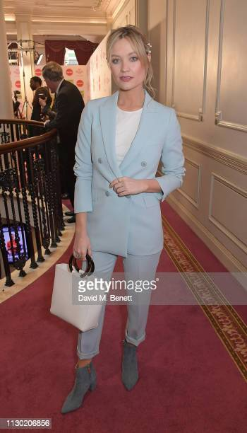 Laura Whitmore attends The Prince's Trust TKMaxx and Homesense Awards at The London Palladium on March 13 2019 in London England