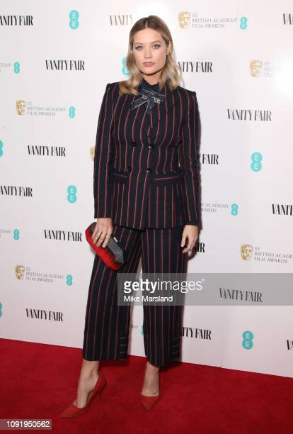 Laura Whitmore attends the Vanity Fair EE Rising Star Party at The Baptist on January 31 2019 in London England