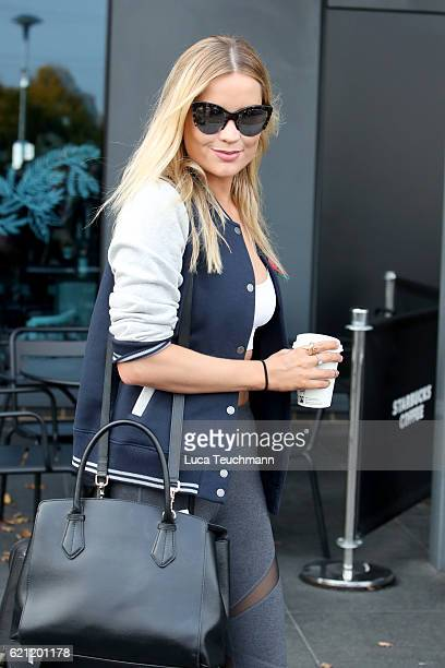 Laura Whitmore sighting on November 5 2016 in London England