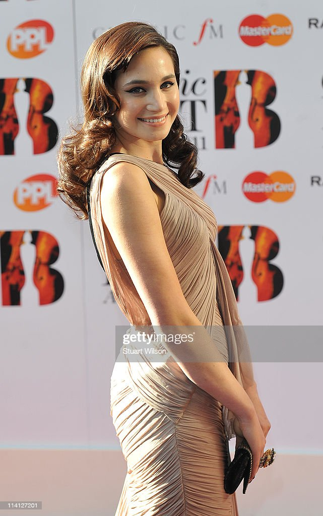 Laura Wright arrives at The Classic BRIT Awards at Royal Albert Hall on May 12, 2011 in London, England.