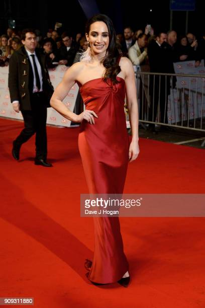 Laura Wright attends the National Television Awards 2018 at The O2 Arena on January 23, 2018 in London, England.