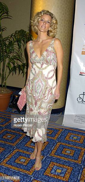 Laura Wright during 10th Annual Daytime Television Gala Benefiting St Jude Children's Research Hospital at Marriott Marquis Hotel in New York New...