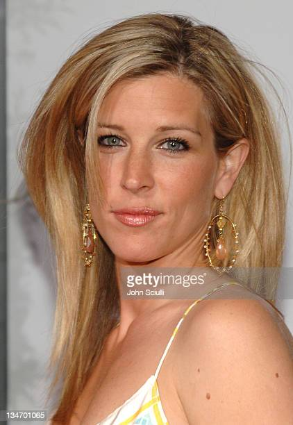 Laura Wright during SOAPnet National TV Academy Annual Daytime Emmy Awards Nominee Party at The Hollywood Roosevelt Hotel in Los Angeles California...