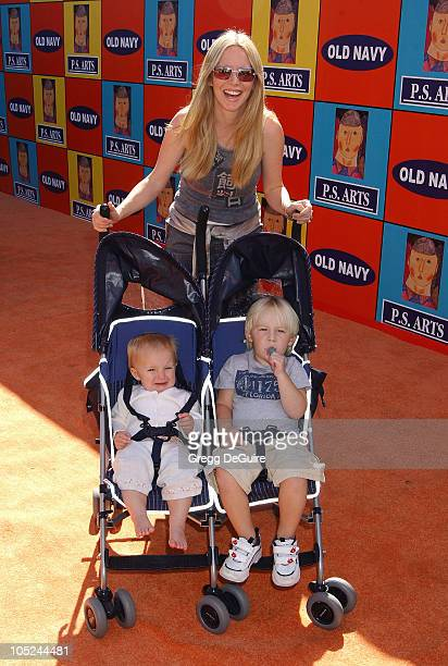 Lauralee Bell daughter Samantha and son Christian