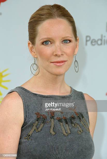 Lauralee Bell during 'A Time for Heroes' Carnival Hosted By Disney Arrivals at Wadsworth Theater in Westwood California United States