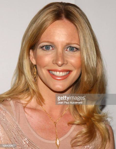 Lauralee Bell during City of Hope 2005 Award of Hope Gala Arrivals at Beverly Hilton Hotel in Beverly Hills California United States