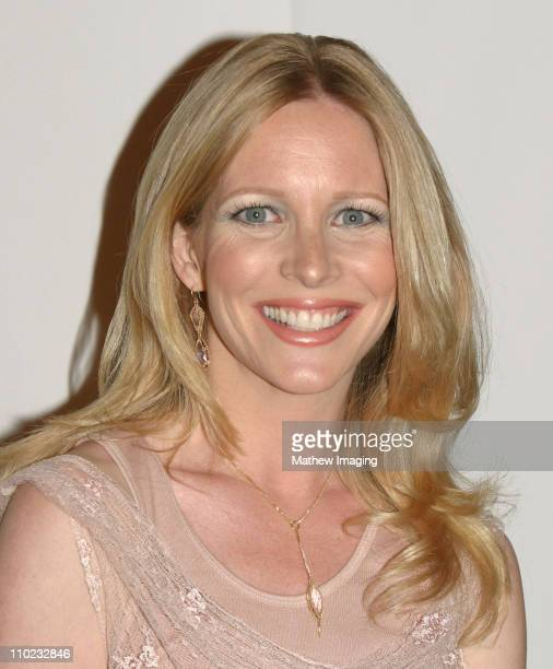 Lauralee Bell during City of Hope 2005 Award of Hope Gala Arrivals at The Beverly Hilton Hotel in Beverly Hills California United States