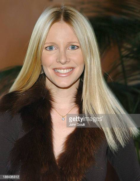 Lauralee Bell during PS Arts' 2nd Annual 'Bag Lunch' Ladies of Los Angeles Shop for Charity at Private Residence in Beverly Hills California United...