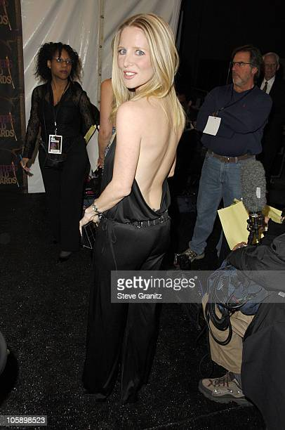 Lauralee Bell presenter during 2006 Writers Guild Awards Press Room at Hollywood Palladium in Hollywood California United States