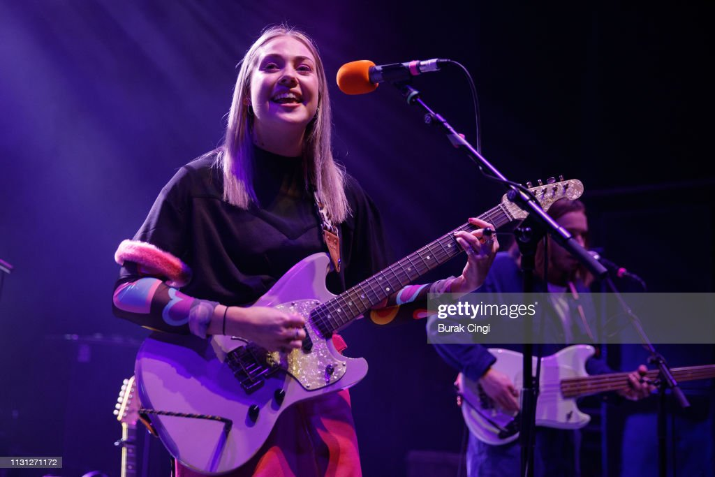 GBR: Hippo Campus Perform At The O2 Shepherd's Bush Empire