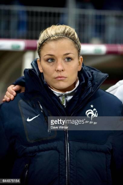 Laure BOULLEAU France / Israel Eliminatoire Euro 2013 Feminin Photo Dave Winter / Icon Sport