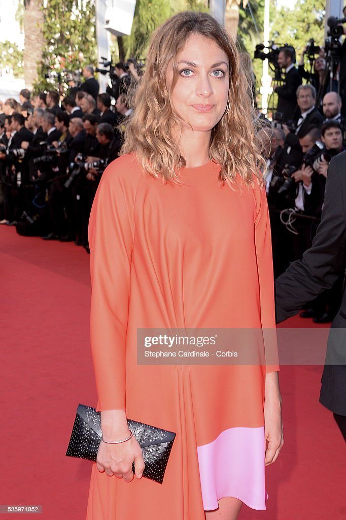 Laure De Clermont Tonnerre at the 'Clouds Of Sils Maria' Premiere at the 67th Annual Cannes Film Festival