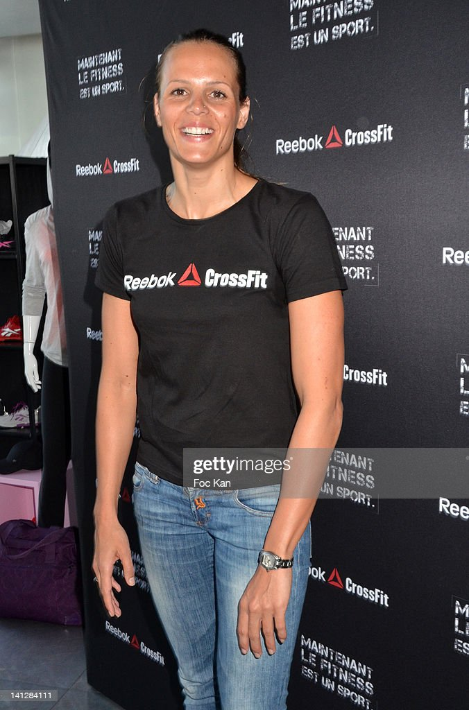 'Reebok Crossfit' - Press Conference And Cocktail