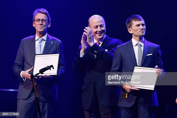 Laureate 2016 Director of the Alzheimer Centre VU University Medical Center Amsterdam Philip Scheltens President of the Association for Alzheimer...