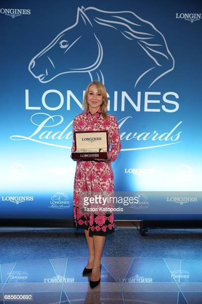 Laureate Belinda Stronach attends the Longines Ladies Awards ceremony hosted by Longines at the Ronald Reagan Building on May 19 2017 in Washington DC