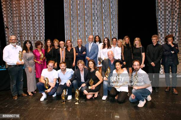 Laureates and Members of the Jury President of the Jury John Malkovich Philippe Besson Stefi Celma Claire Chazal Lucas Belvaux Raphael Denise Robert...