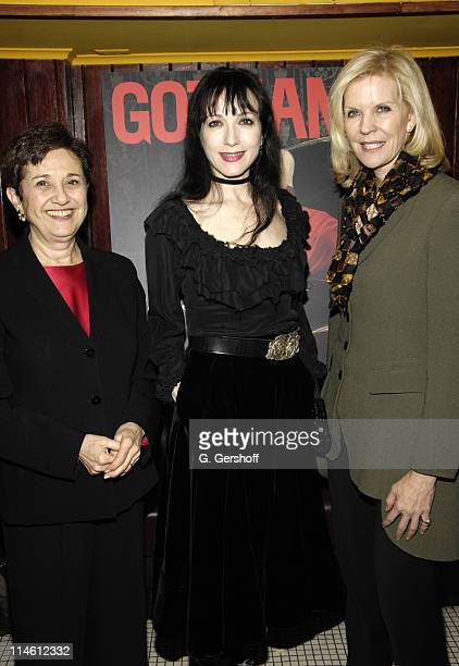 Laurel Eisner Executive Director Sanctuary For Families Bebe Neuwirth and Loretta McCarthy President Board of Directors Sanctuary For Families