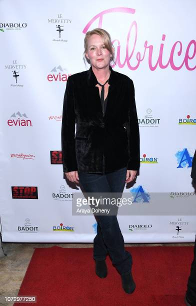 Laurel Holloman attends the URBAN2020 Fabrice Spies Benefiting STOP Trafficking of People on December 13 2018 in Los Angeles California