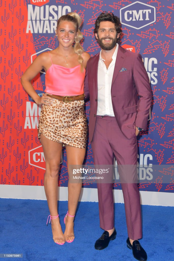 2019 CMT Music Awards - Arrivals : News Photo