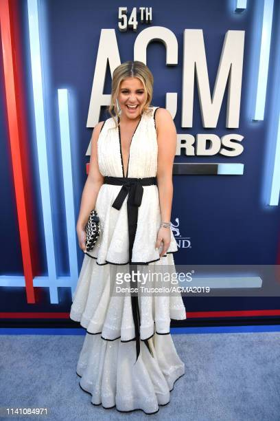 Lauren Alaina attends the 54th Academy Of Country Music Awards at MGM Grand Hotel & Casino on April 07, 2019 in Las Vegas, Nevada.