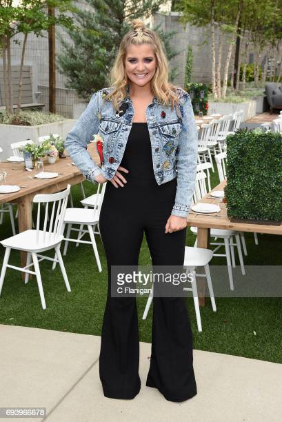 Lauren Alaina attends the Samsung Women in Country x Change The Conversation Dinner on June 8 2017 at Henrietta Red in Nashville Tennessee