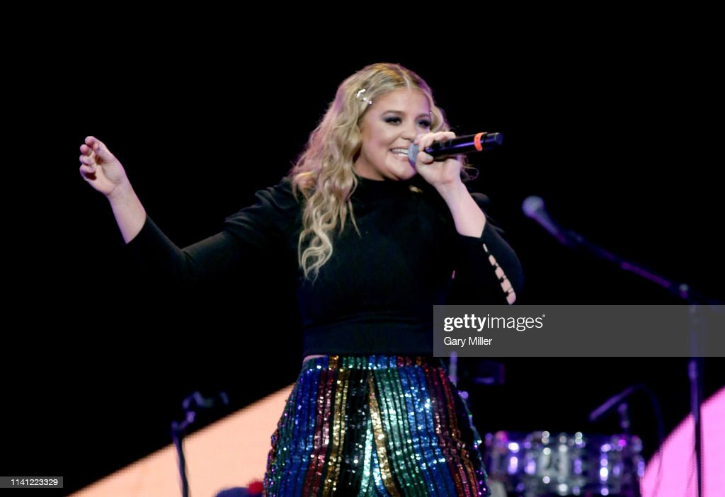 Iheartcountry Festival 2020.Lauren Alaina Performs Onstage During The 2019 Iheartcountry