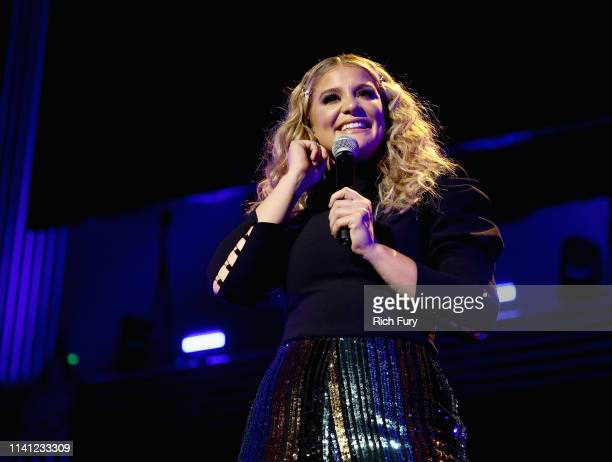 Lauren Alaina performs onstage during the 2019 iHeartCountry Festival Presented by Capital One at the Frank Erwin Center on May 4 2019 in Austin Texas