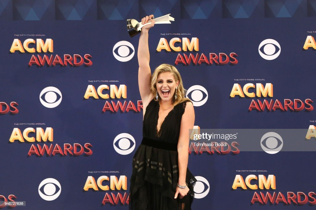 53rd Academy Of Country Music Awards - Press Room : News Photo