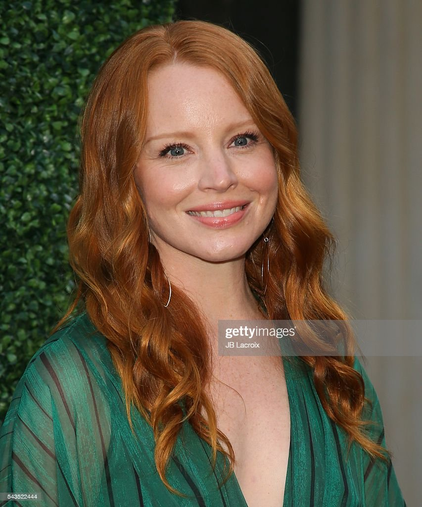 Sony Pictures Television Social Soiree Featuring Amazon Pilots, 'The Last Tycoon' And 'The Interestings' - Arrivals : News Photo