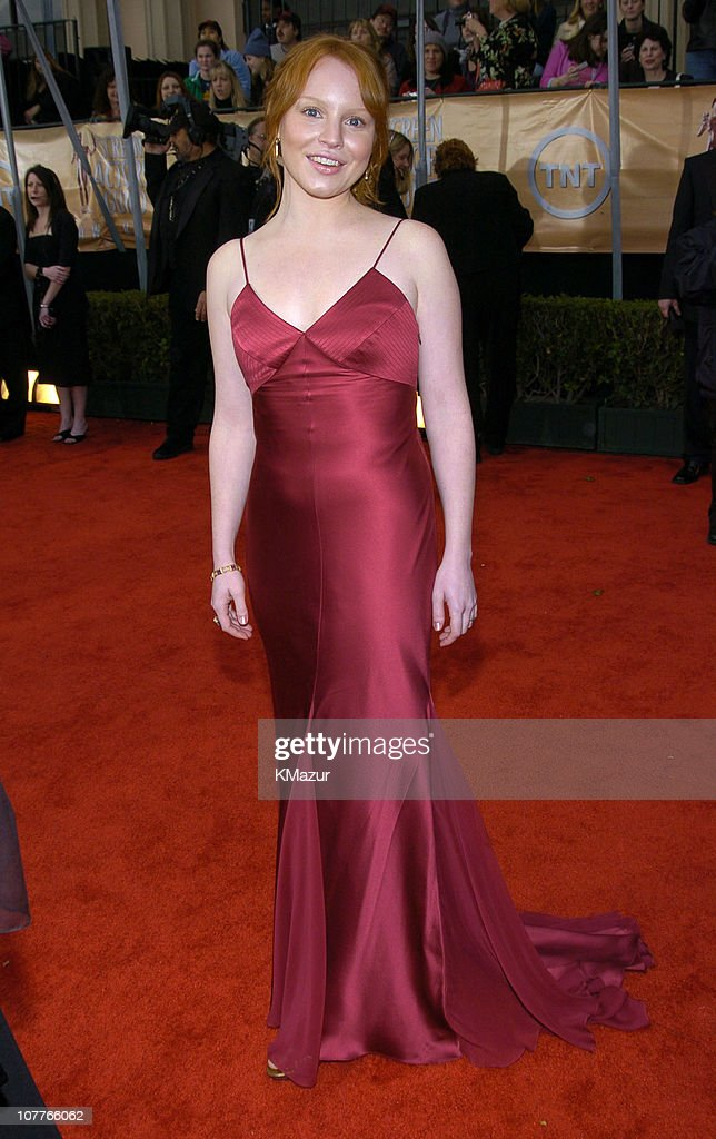 Lauren Ambrose during 10th Annual Screen Actors Guild Awards - Red Carpet at Shrine Auditorium in Los Angeles, California, United States.