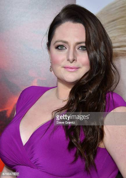 Lauren Ash arrives at the Premiere Of Warner Bros Pictures' Unforgettable at TCL Chinese Theatre on April 18 2017 in Hollywood California