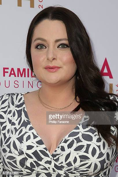 Lauren Ash attends LA Family Housing's Annual Awards 2016 at The Lot on April 21, 2016 in West Hollywood, California.
