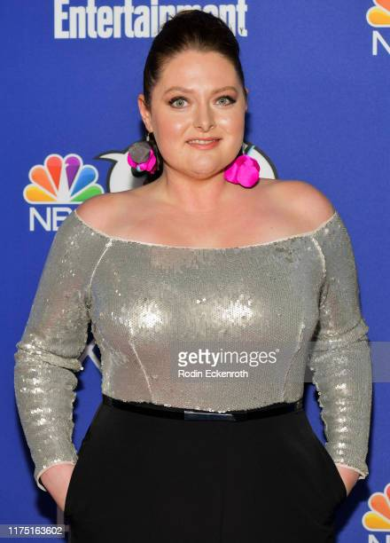 Lauren Ash attends NBC's Comedy Starts Here at NeueHouse Hollywood on September 16 2019 in Los Angeles California