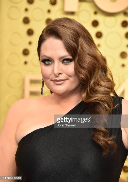 Lauren Ash attends the 71st Emmy Awards at Microsoft Theater on September 22 2019 in Los Angeles California