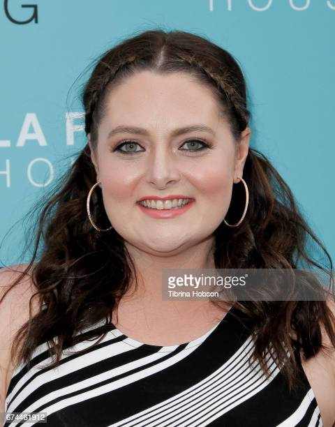 Lauren Ash attends the LA Family Housing 2017 Awards at The Lot on April 27, 2017 in West Hollywood, California.