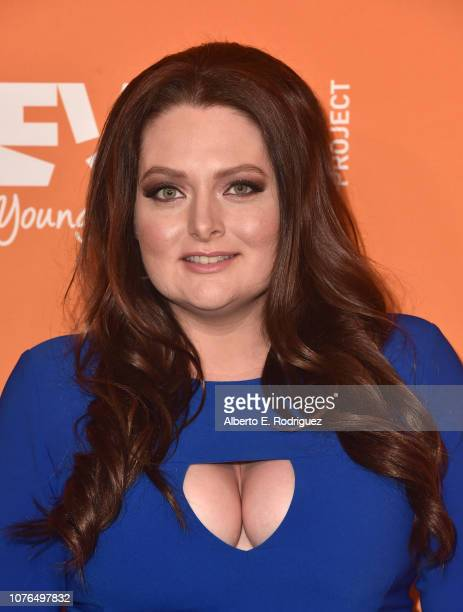 Lauren Ash attends The Trevor Project's TrevorLIVE Gala at The Beverly Hilton Hotel on December 02 2018 in Beverly Hills California