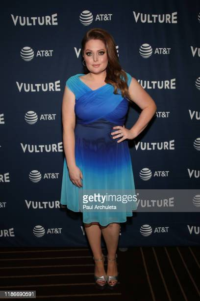 Lauren Ash attends the Vulture Festival Los Angeles 2019 Day 1 at Hollywood Roosevelt Hotel on November 09 2019 in Hollywood California