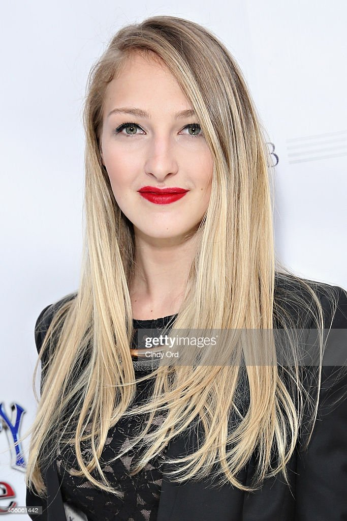 Lauren Avallone attends the 'Henry & Me' red carpet special charity screening on September 24, 2014 in Greenwich, Connecticut.