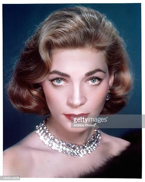 Lauren Bacall, circa 1945.