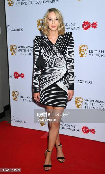 Lauren Black attends the British Academy Television and Craft Awards nominees party at Sea Containers on April 25 2019 in London England