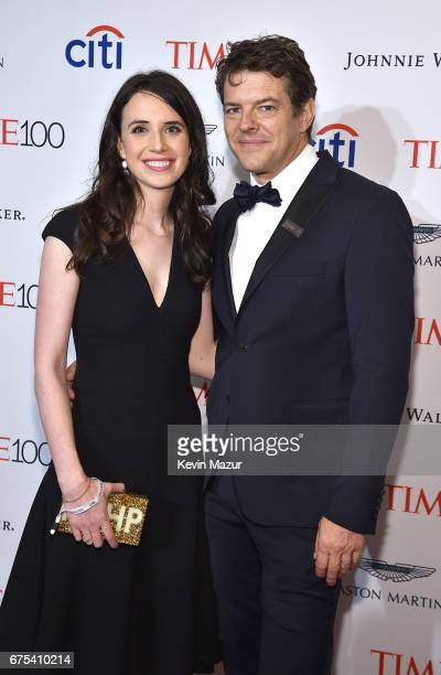 Lauren Blum and Jason Blum attend 2017 Time 100 Gala at Jazz at Lincoln Center on April 25 2017 in New York City