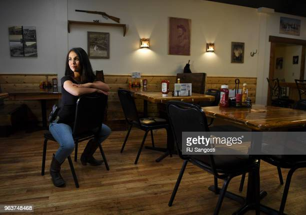 Lauren Boebert, owner of the Shooters Grill, has gained national attention for her decision to encourage her staff to carry a firearm during work on...