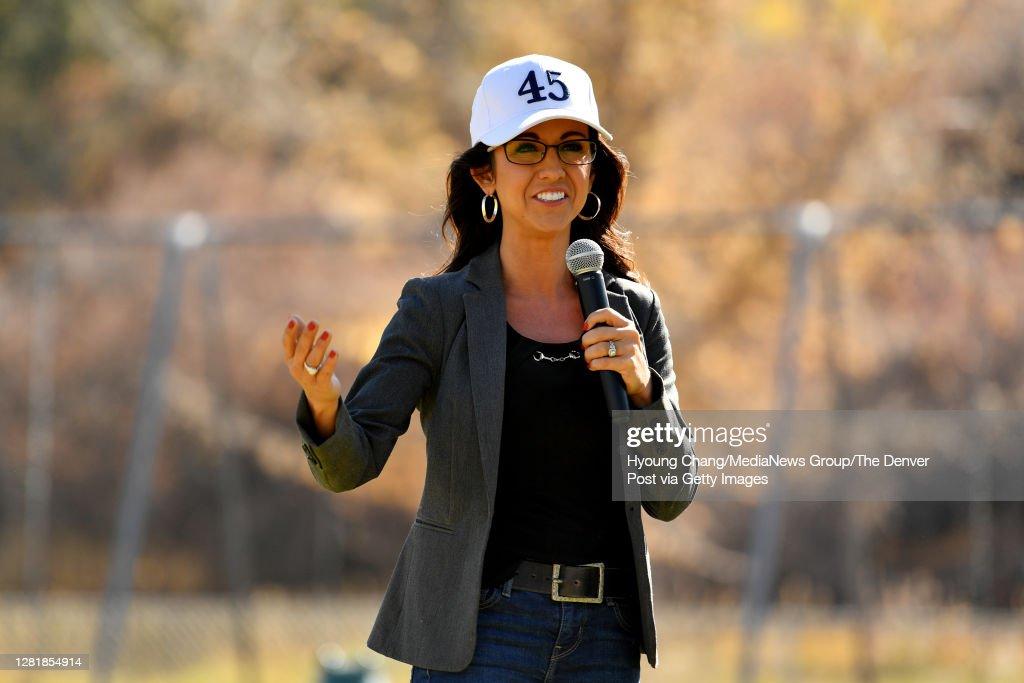 Lauren Boebert... : News Photo