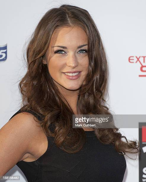 Lauren Budd Attends The Fhm 100 Sexiest Women In The World Launch Party At One Marylebone In London