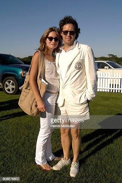Lauren Bush And David Lauren Attend Ralph Laurens Black Watch Team At The Mercedesbenz Polo Challenge