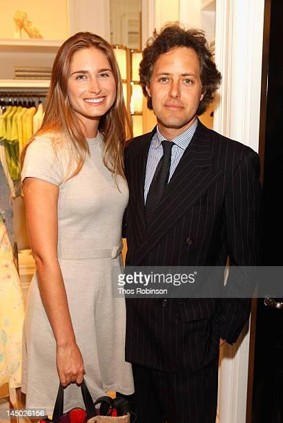 Lauren Bush And David Lauren Attend The Ralph Lauren Celebration For The Publication Of The