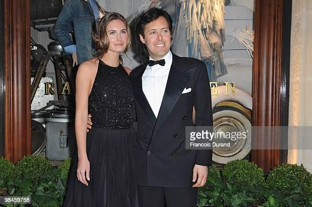 Lauren Bush And David Lauren Attend The Ralph Lauren Dinner To Celebrate The Flagship Opening On