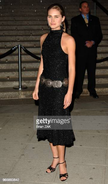 Lauren Bush arrives to the 5th Annual Tribeca Film Festival Vanity Fair Party held at The State Supreme Courthouse New York City BRIAN ZAK