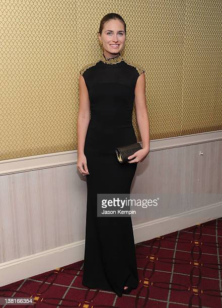 Lauren Bush attends the 57th annual Viennese Opera ball gala at The Waldorf Astoria on February 3 2012 in New York City